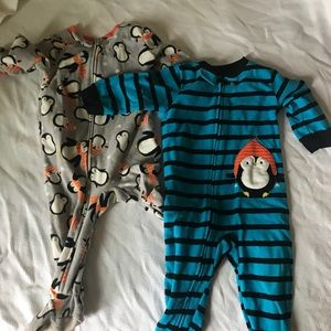 Other - 12M Boys Pajamas - Penguins! 🐧